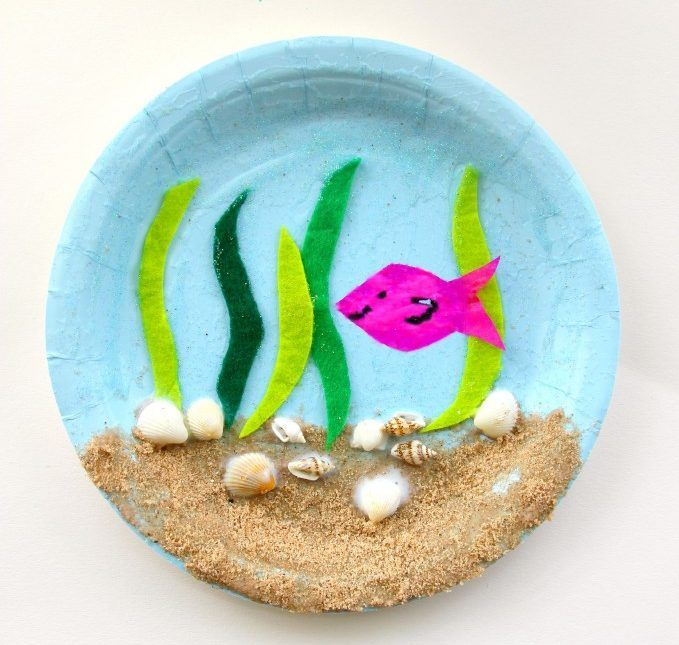 17 Paper Plate Craft Ideas & 17 Paper Plate Craft Ideas | Paper plate crafts Crafts and Sunday ...