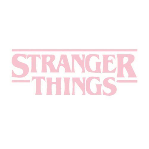 Pinterest Roseclairdelune Stranger Things Aesthetic
