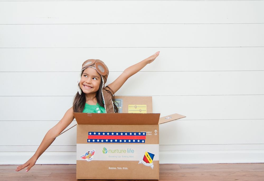 Photo of Easy Cardboard Box Crafts for Kids of All Ages – Nurture Life