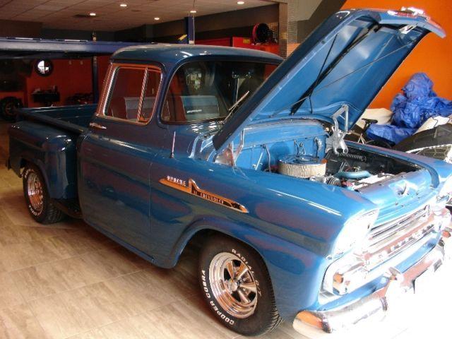 1958 Chevrolet Apache Classic Cars Edmonton Kijiji Classic