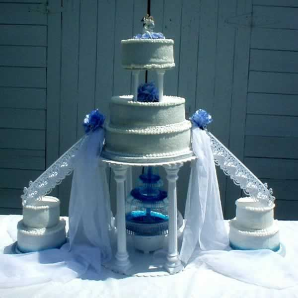 wedding cakes with stairways   Wedding Cakes Stairs for Wedding ...