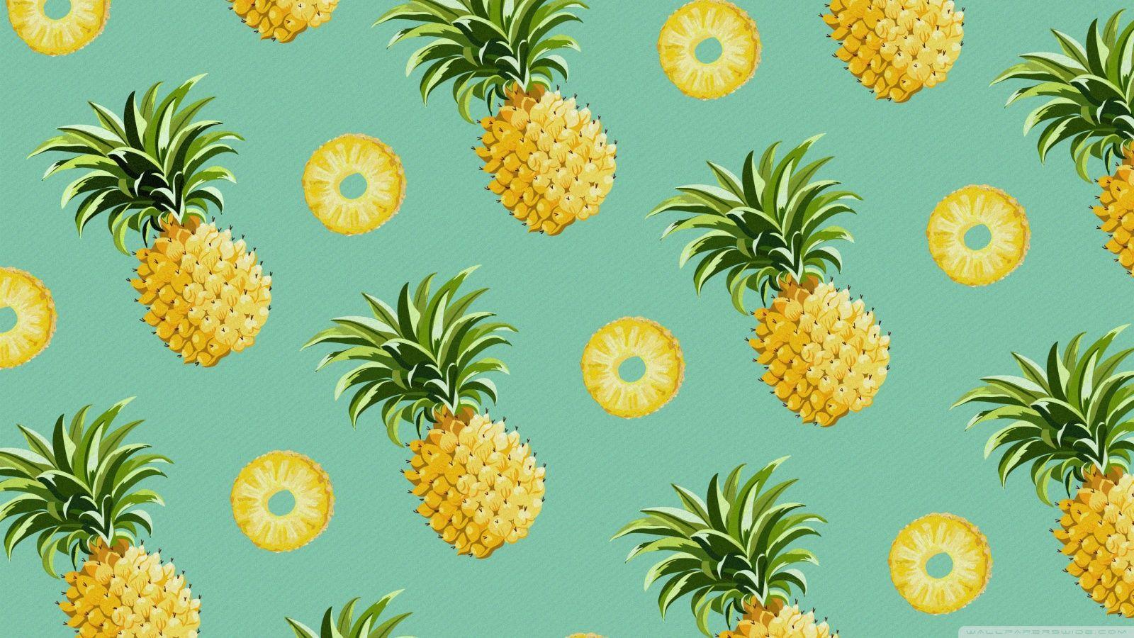 Cool Pineapples Lucu