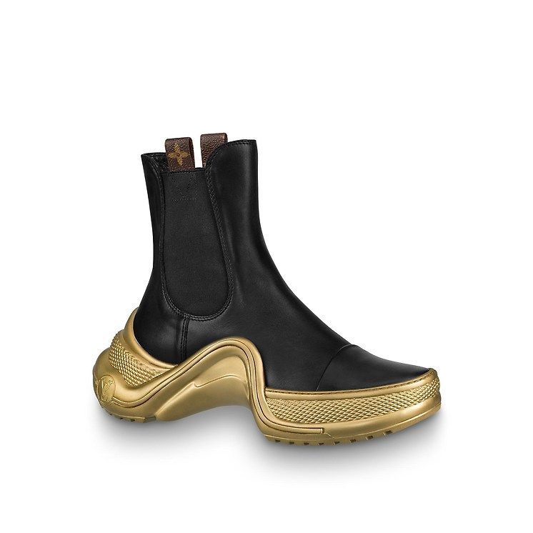 5abccf8eca10 Lv Archlight Flat Chelsea Boot in Women s Shoes All Collections collections  by Louis Vuitton