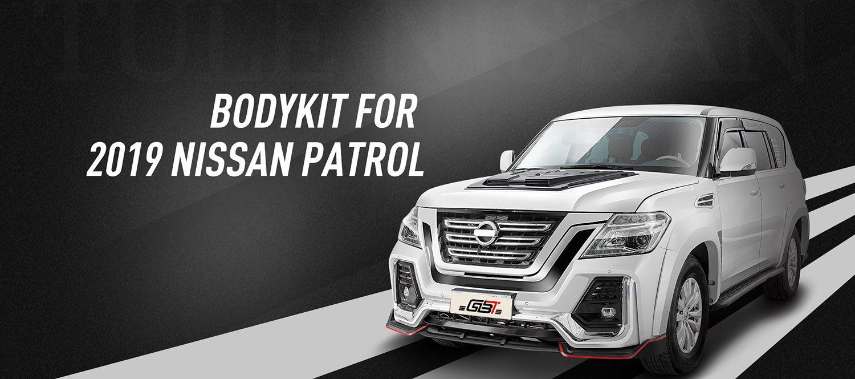 Gbt Bodykit For 2019 Nissan Patrol Vnedorozhniki