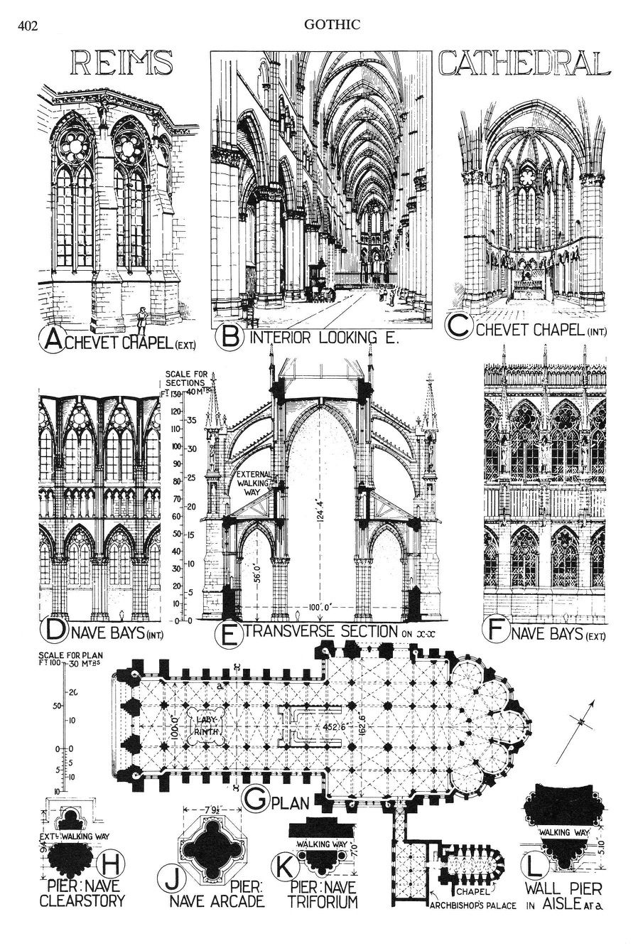 Reims Cathedral France Cathedral Architecture Reims Cathedral Architecture History