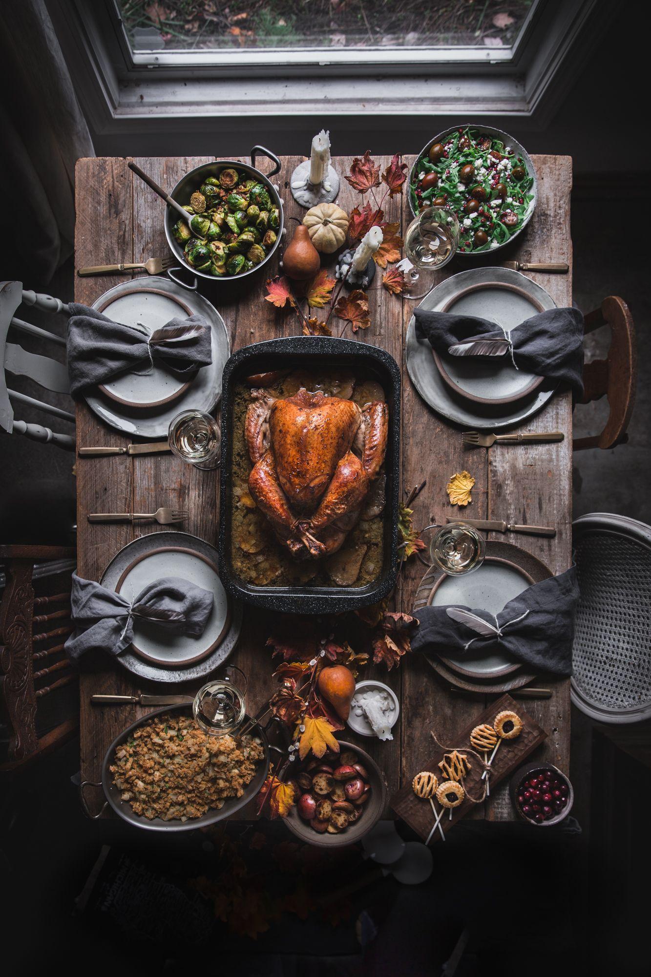 Thanksgiving Menu | Adventures in Cooking