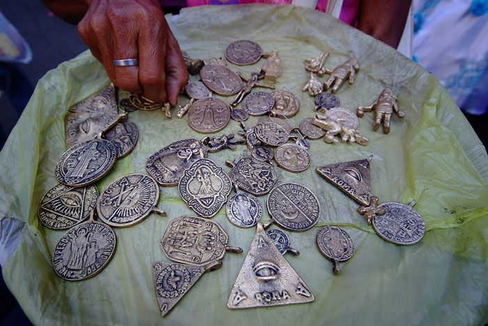 The belief in ANTING-ANTING is strong among Cavite folk  Most