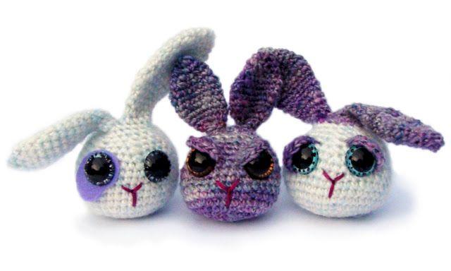 Free Amigurumi Patterns Uk : Dust bunny free amigurumi pattern pdf format click