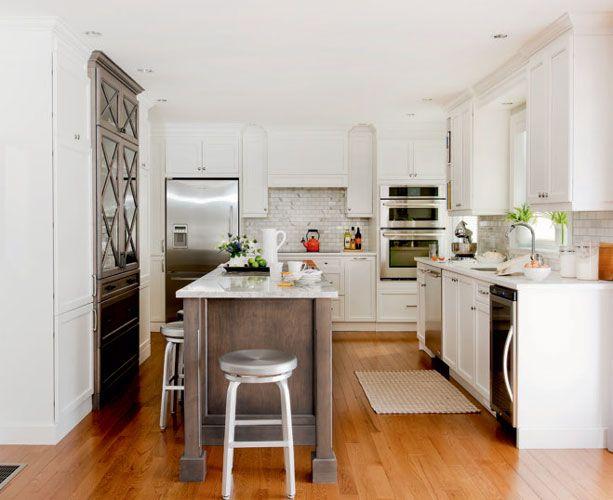 r no cuisine des ann es 60 ouverte et lumineuse d cormag cuisines d cormag home decor. Black Bedroom Furniture Sets. Home Design Ideas