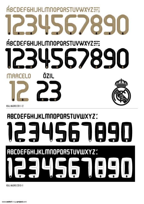 Real Mardid Kit Font ก ฬา