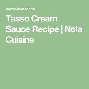 Photo of Badger Cream Sauce Recipe   Nola Cuisine