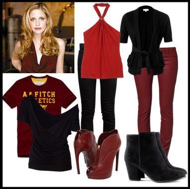 Casual Cosplay - Buffy the Vampire Slayer | Buffy | Pinterest ...
