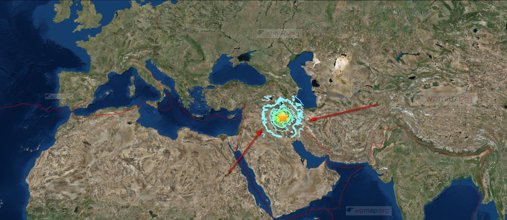 Sulaymaniyah earthquake map map of sulaymaniyah map of sulaymaniyah iraq middle east maps sulaymaniyah earthquake map sulaymaniyah earthquake map a huge earthquake magnitude has struck near the iraniraq gumiabroncs Image collections