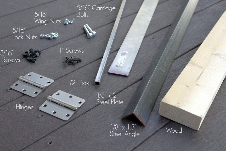 Simple Sheet Metal Brake No Welding Sheet Metal Brake Sheet Metal Bender Simple Sheets
