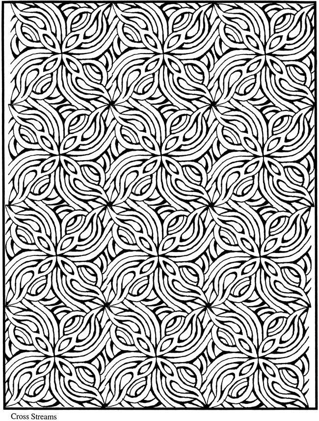 Creative Haven Lotus Designs Coloring Book - coloring page free ...
