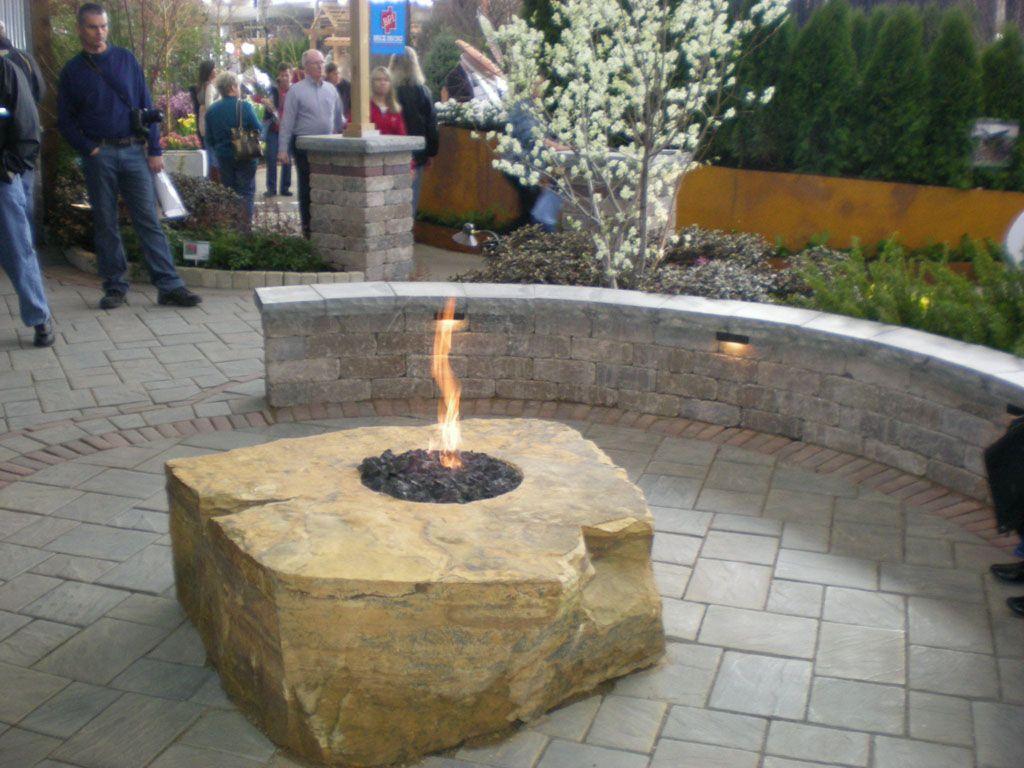 Timeless Stone and Brilliant Fire :: Fireboulder | Fire ...