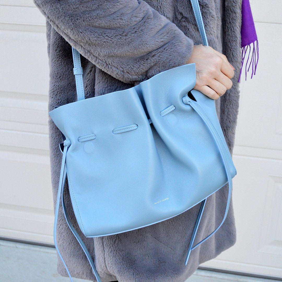 8f3dc98527a9 ... Bay Area Fashionista. Mansur Gavriel Protea Bag review. Click through  for complete review.  itbags  handbags