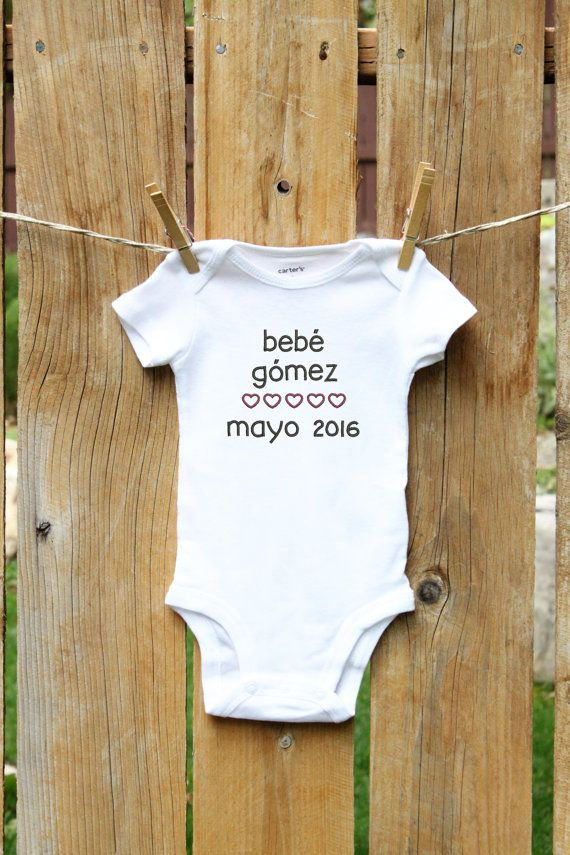 The ultimate custom spanish pregnancy announcement or baby reveal the ultimate custom spanish pregnancy announcement or baby reveal for grandparents friends or social media negle Images