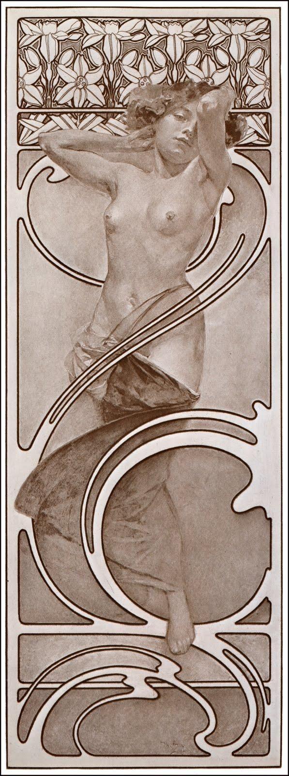 Alfons Mucha – Arte decorativo