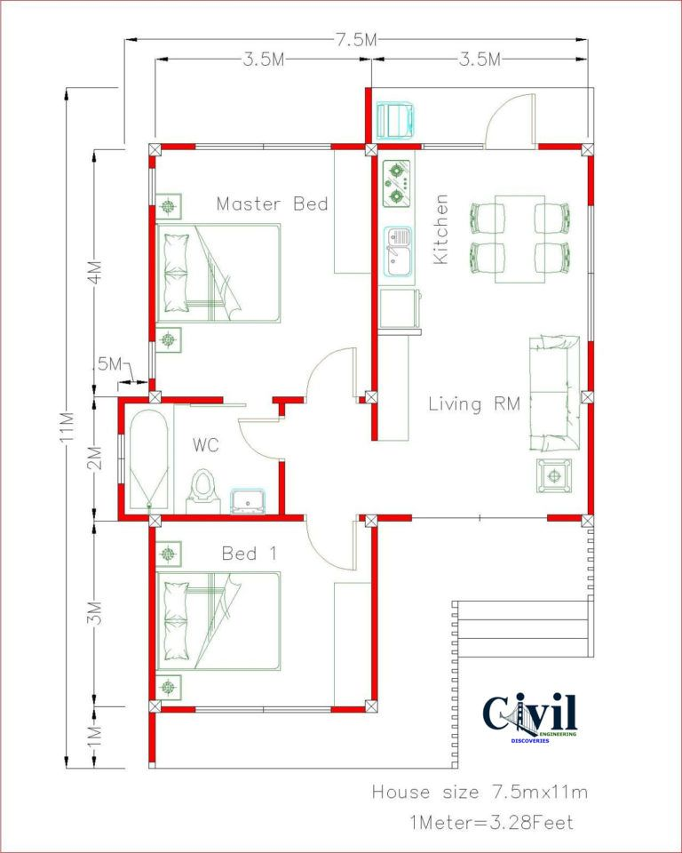 Beautiful Tiny House Plan Ideas For Your Inspiration Engineering Discoveries Small Modern Home Small House Plans Home Design Plans
