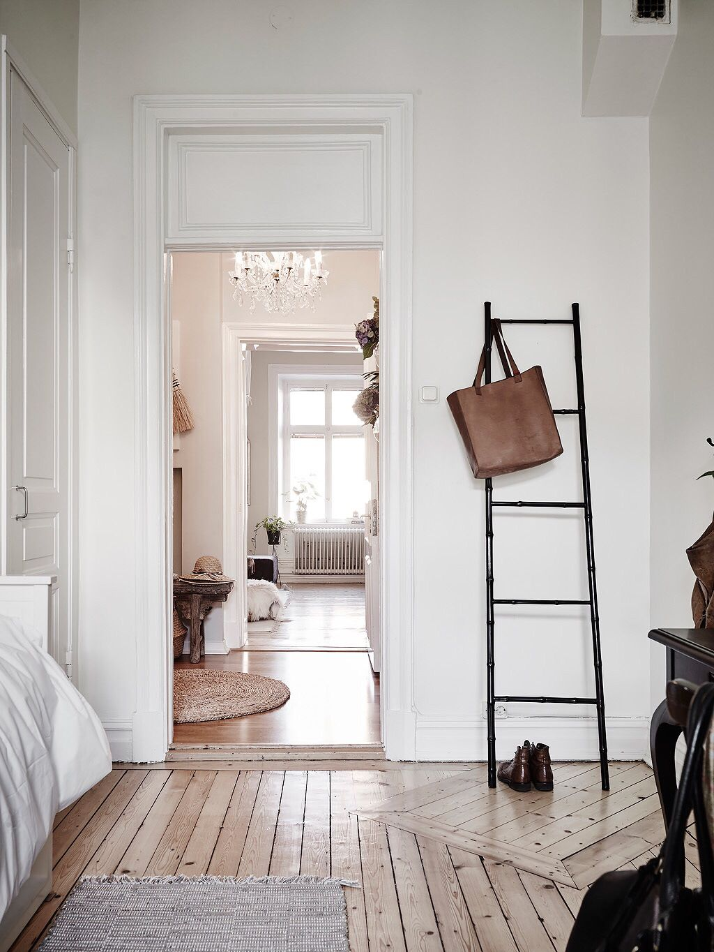 White Apartment Haus Interieurs Haus Deko Wohnen