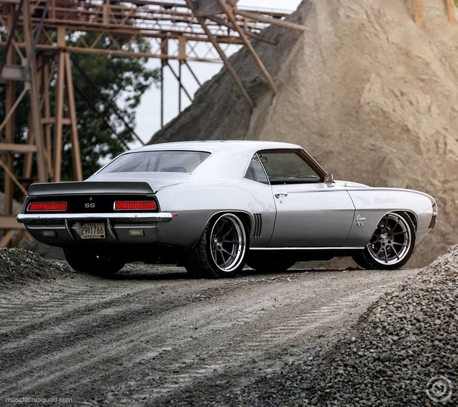 1969 chevrolet camaro pictures muscle car squad