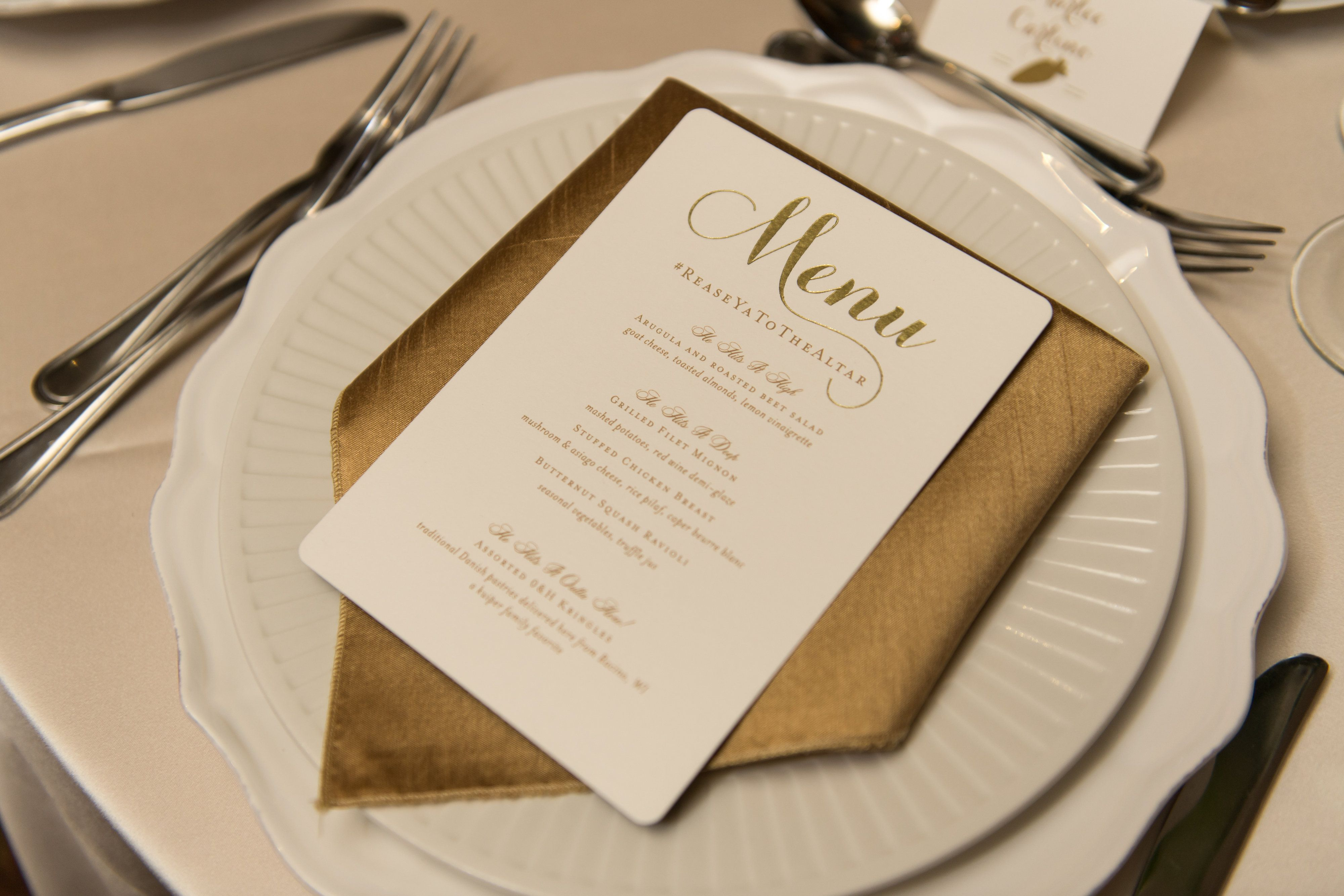 Modern Country Club Wedding with BaseballInspired Details