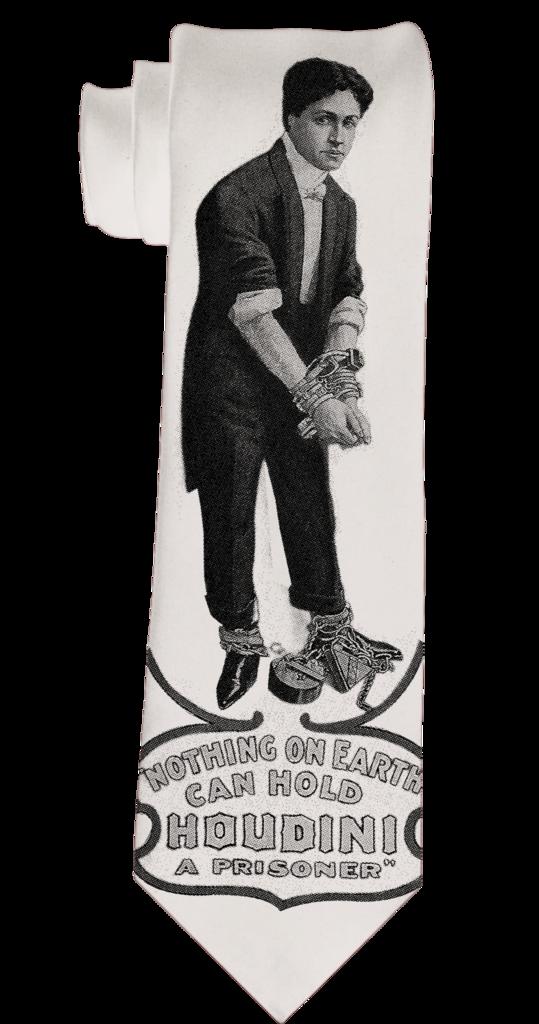 Houdini Neck Tie in 2020 Skinny ties, Neck tie, Tie