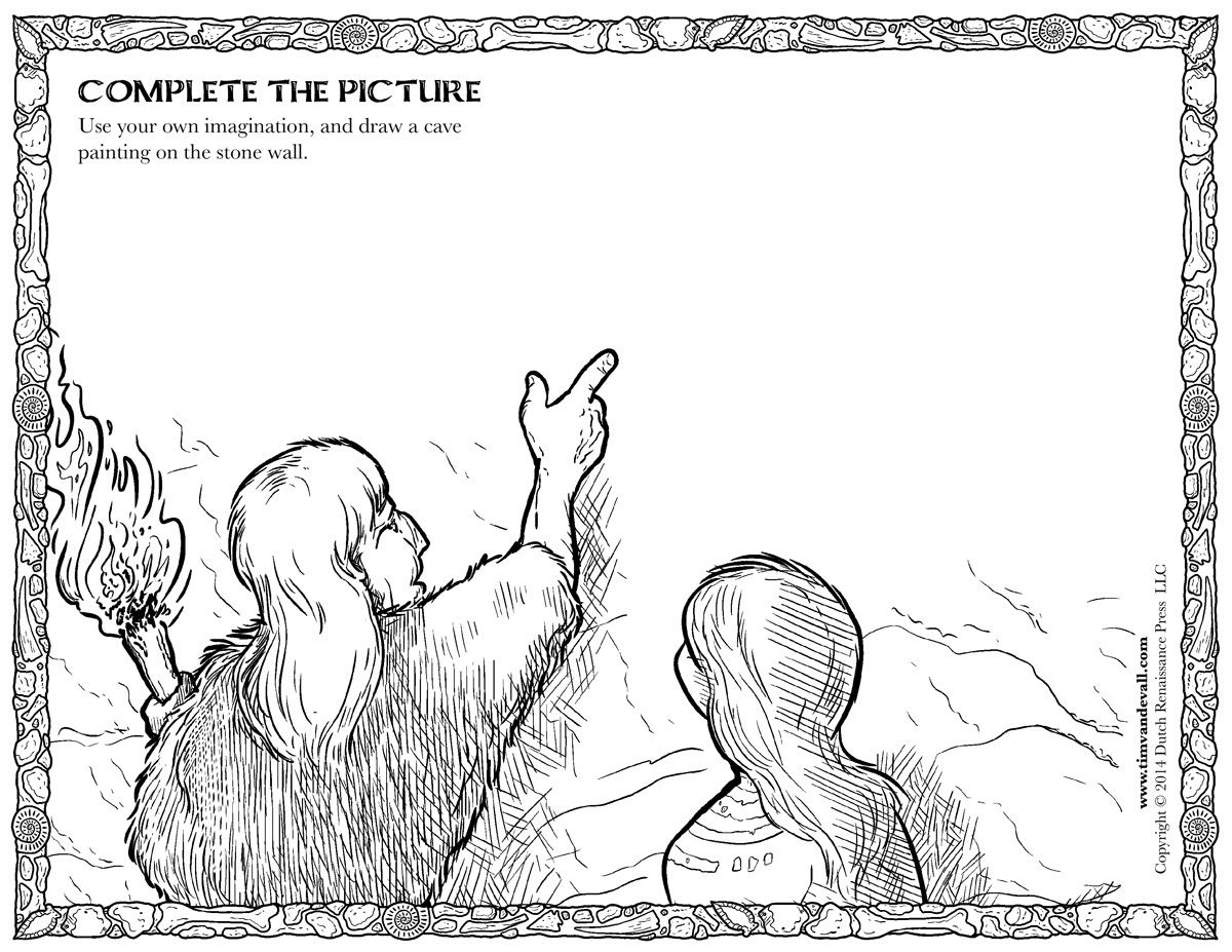 Woolly Mammoth Complete The Picture 927 With