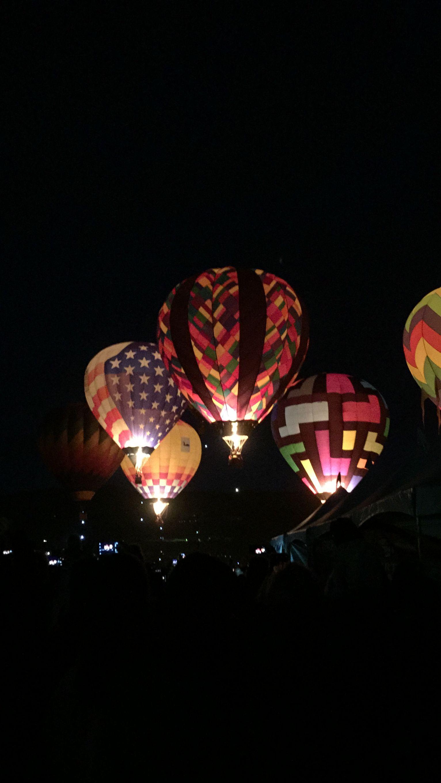 Dawn Patrol Reno, Nevada hot air balloon Reno