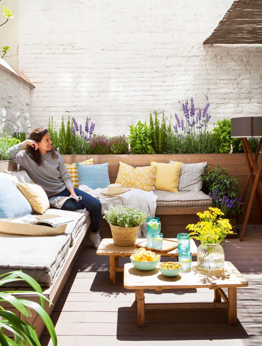 Decora tu casa para combatir la astenia primaveral - Decora tu terraza ...