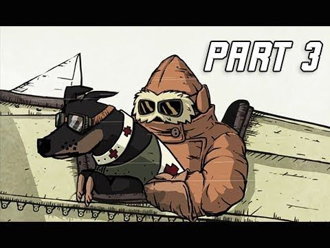 Valiant Hearts The Great War Walkthrough Part 3 - Chapter 3 (PC Let's Play Commentary)