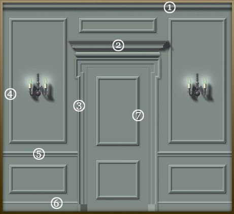 Georgian Doors And Panelling Home Decor That I Love