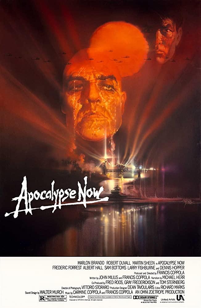 Apocalypse Now 1979 Apocalypse Now Film Classique Vieux Films