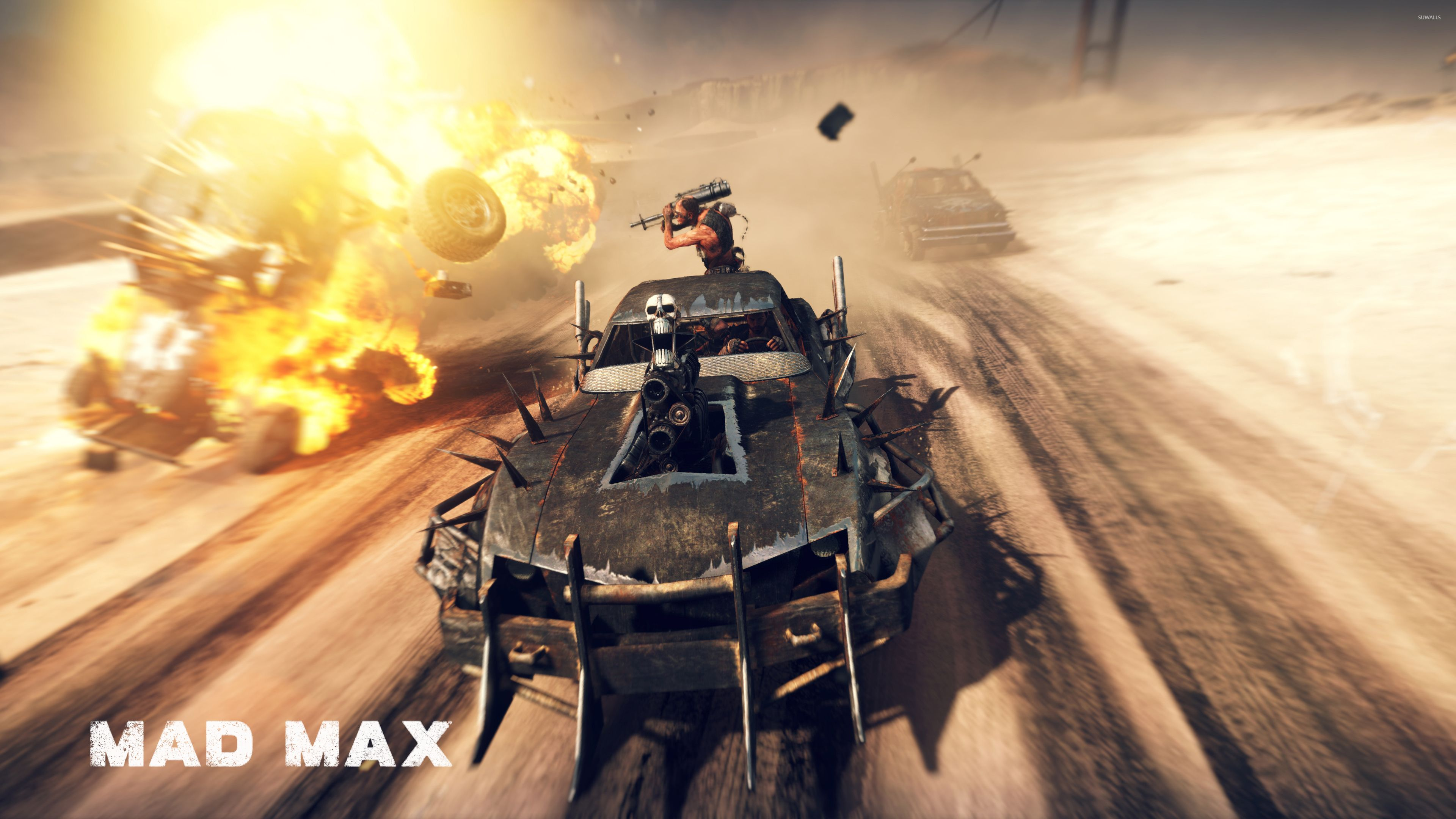 Mad Max Computer Wallpapers Desktop Backgrounds X Id Cars