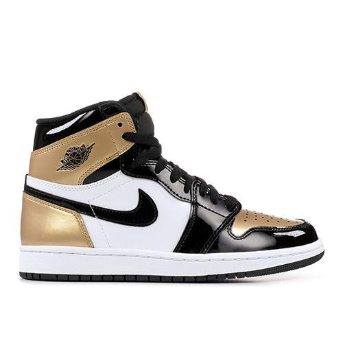 Air Jordan 1 Retro High Og Nrg Gold Toe Aj01 861428 007