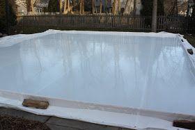 My Best Friend Craig Diy Building An Ice Skating Rink Backyard Ice Rink Backyard Rink Ice Skating Rink