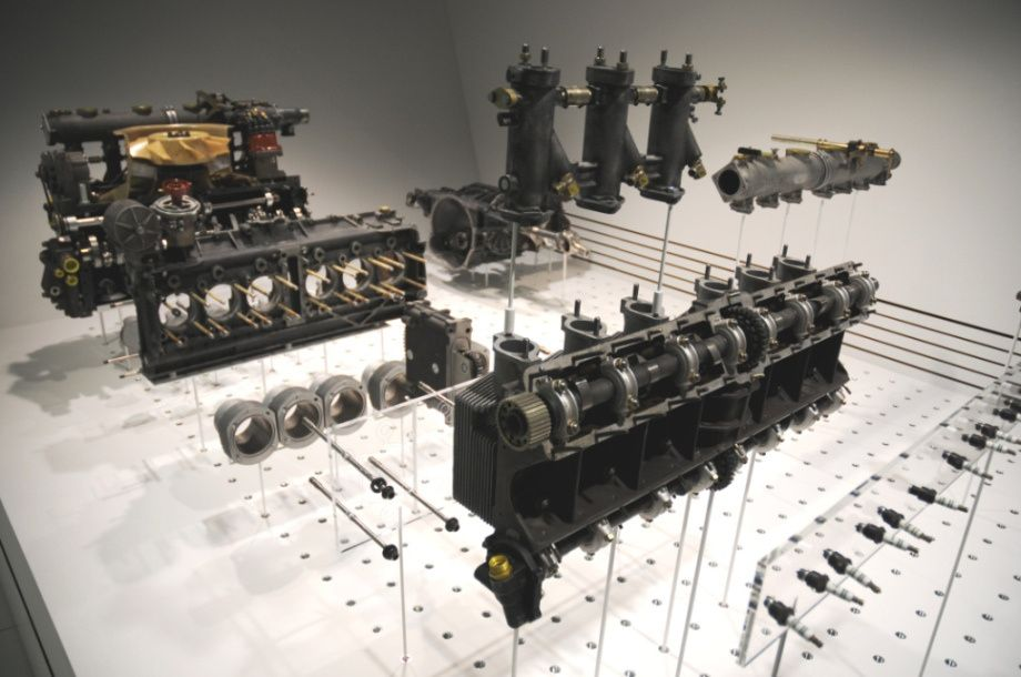 Exploded View of Car Engines   Automotive Ecosystem   Pinterest ...