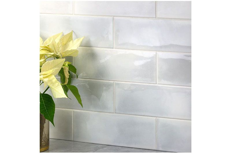 Diesel Camp A New Take On The Classic Subway This 100x300 Red Body Wall Tile Is Available In 4 Colours White Grey Blue Tiles Wall Tiles Floor And Wall Tile