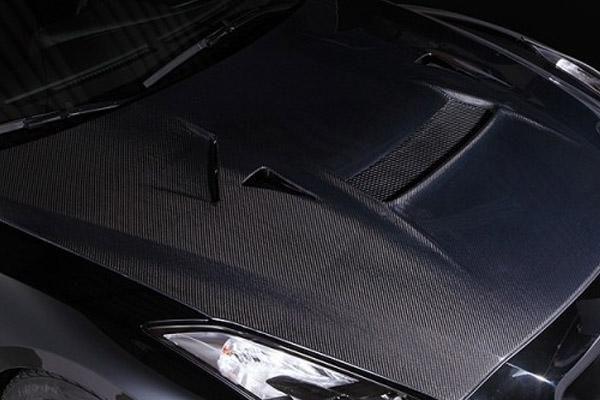 Varis Vsdc Carbon Fibre Cooling Bonnet Nissan R35 Gtr Tuning Boost Nissan R35 Gtr Carbon Fiber