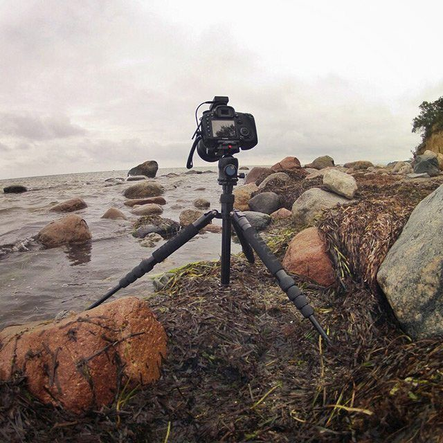 Sirui Deutschland On Instagram Das Sirui T 1005x Mit K 20x Kugelkopf Im Outdoor Einsatz An Der Ostsee Siruitripod Stativ Tripod Fotografie Photography