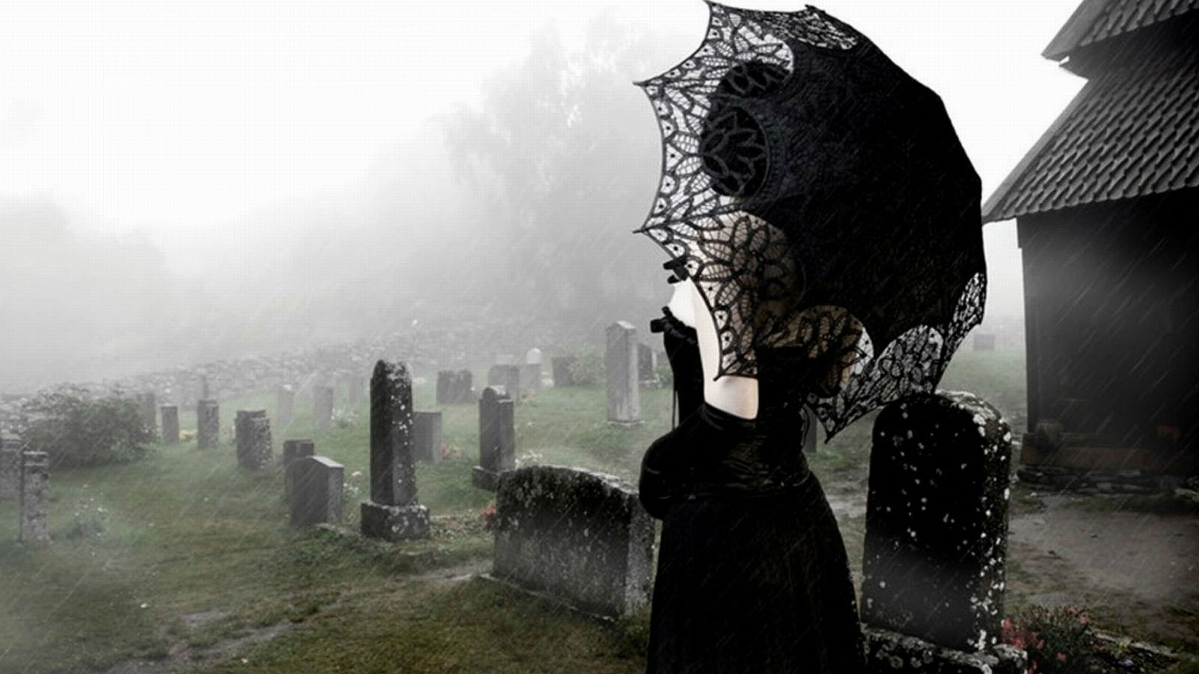 Dark Gothic  Wallpaper