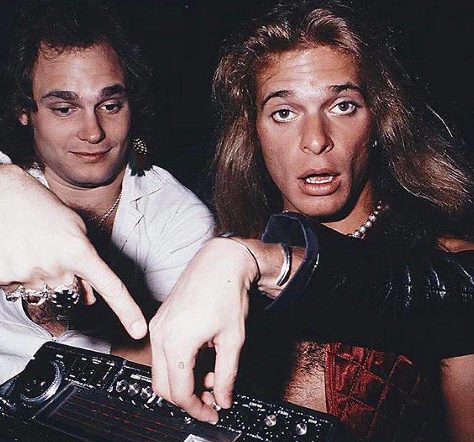 Pin By Jennifer Hall On Diamond Dave S Best Years Van Halen David Lee Roth Eddie Van Halen