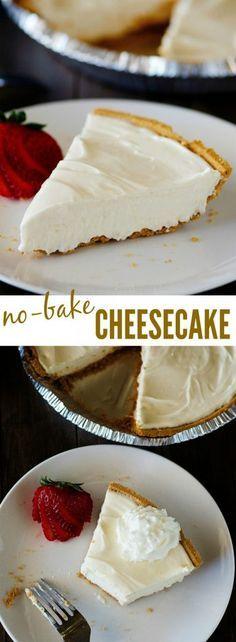 레어치즈 케이크