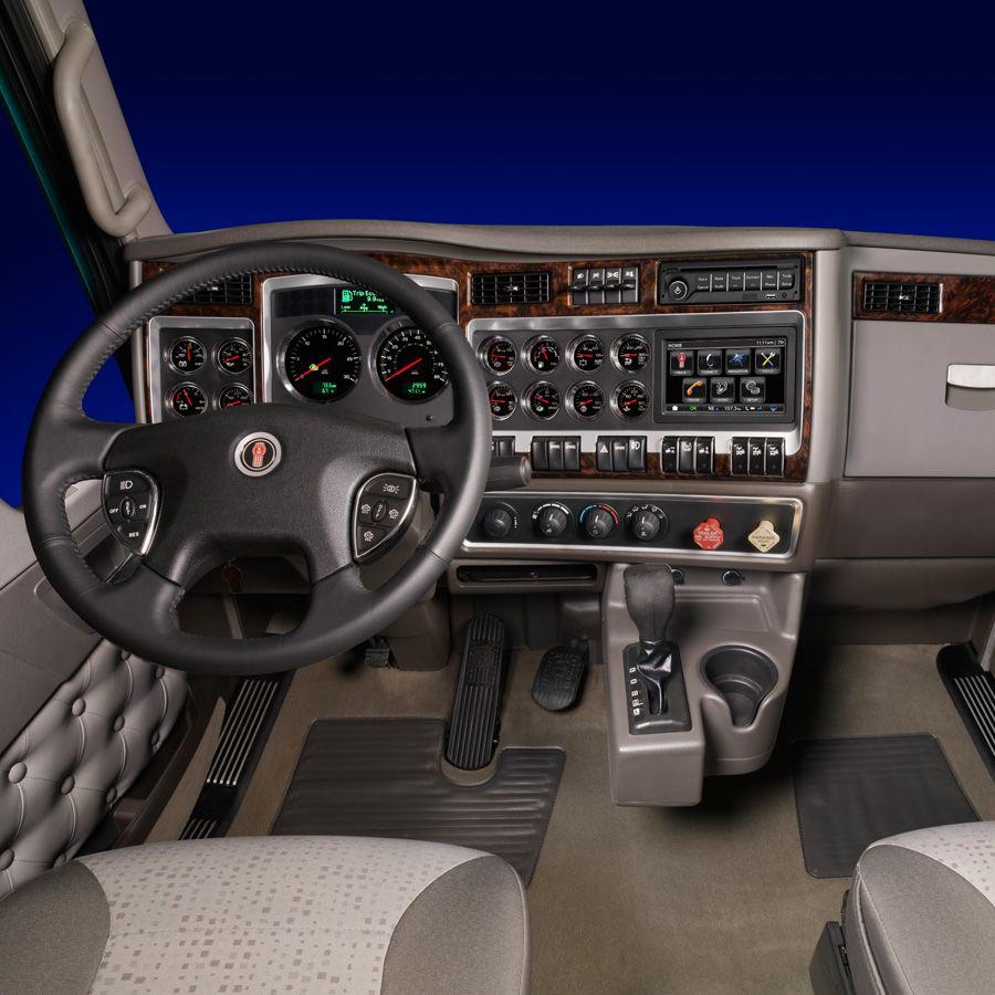 Kenworth T800 Interior