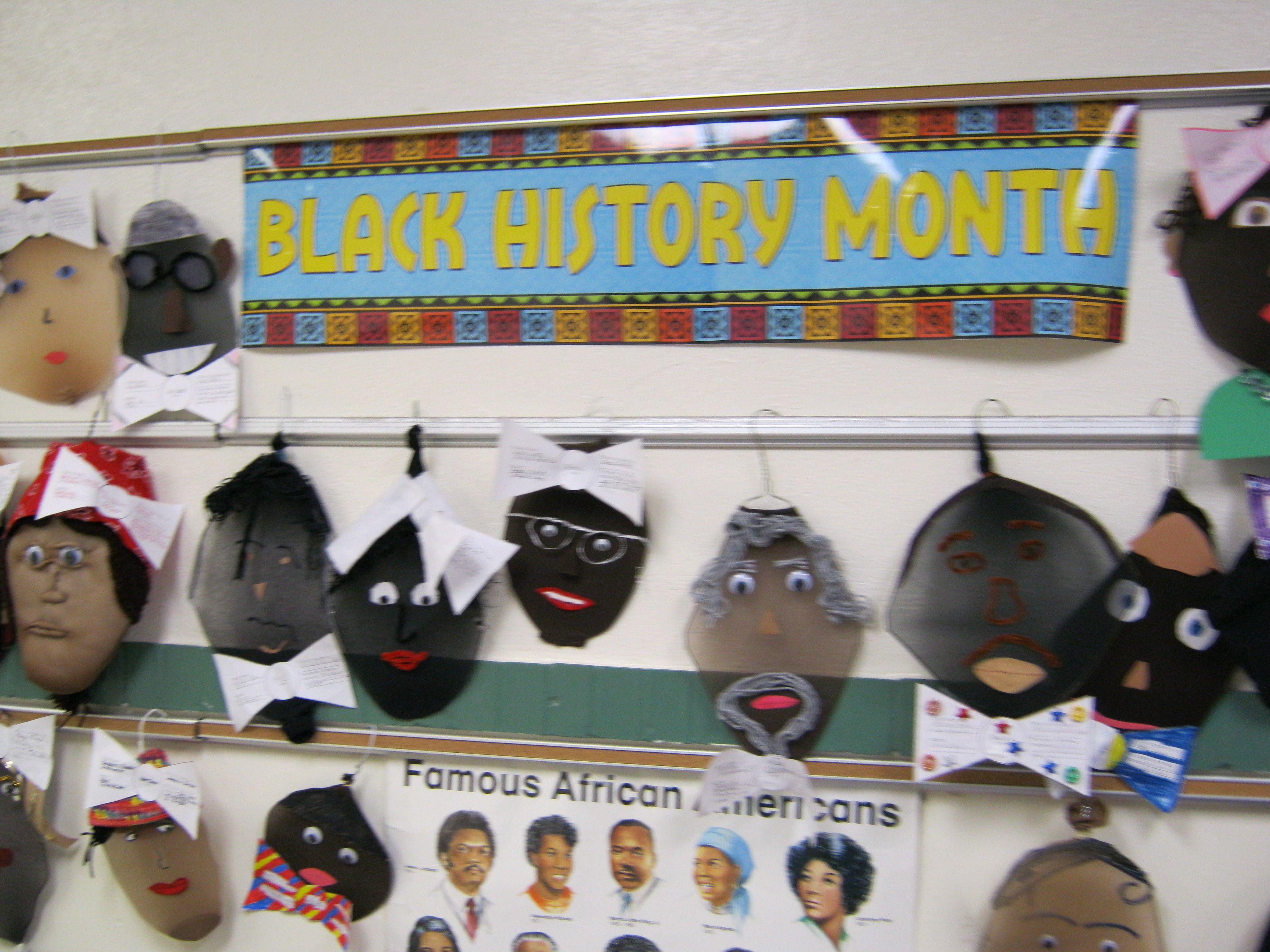 Black History Month Lessons & Resources