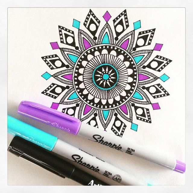 Cool designs to draw with sharpie flowers google search for Cool designs to draw on your hand