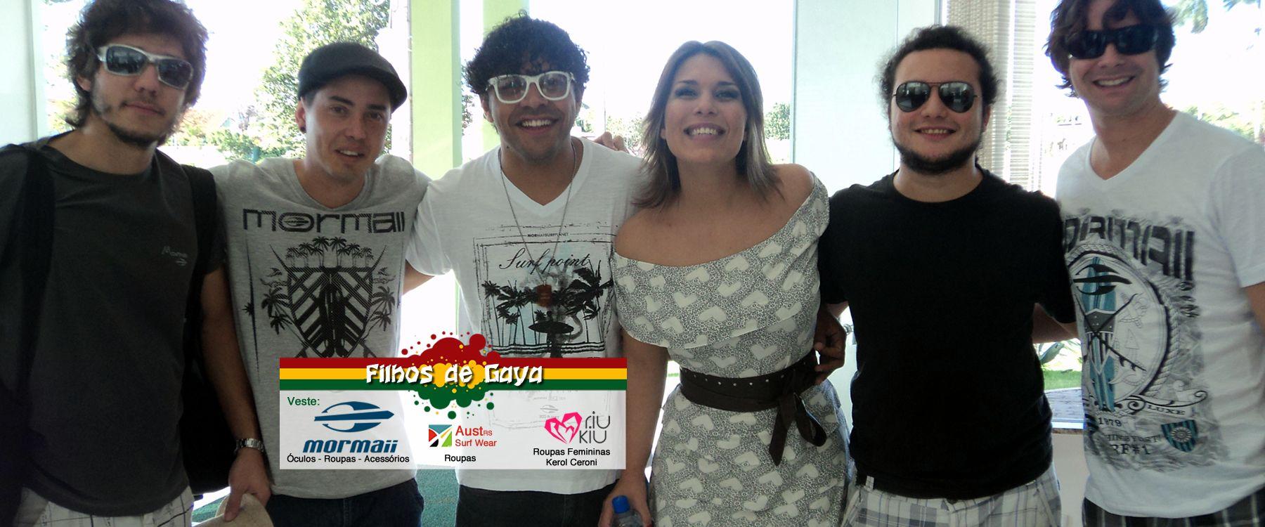 Filhos de Gaya no Mato Grosso www.facebook.com/fdgpagina