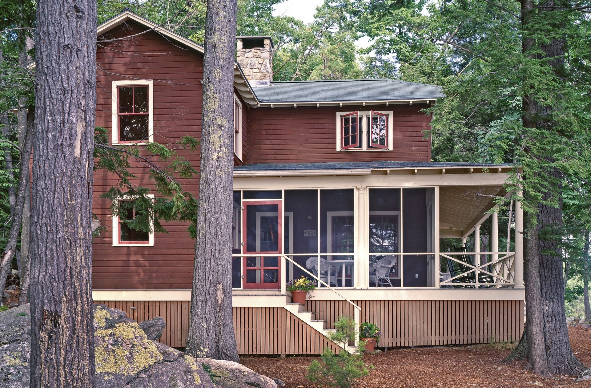 white home welcome nh rentals cabin cabins a mountain