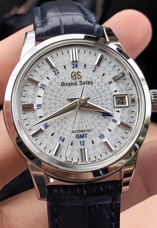 36fa915df0a Grand Seiko  SBGM235 - My latest!